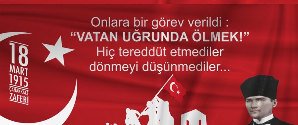 18 MART 1915 ÇANAKKALE ZAFERİ