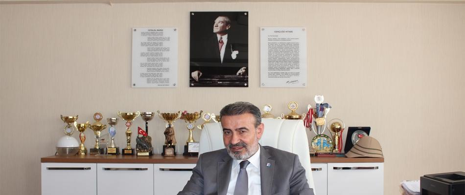 TÜRK YURDU OKULLARI KURUCU TEMSİLCİSİ KERİM ÜNAL'IN 30 AĞUSTOS ZAFER BAYRAMI MESAJI